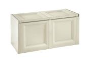 Tontarelli 8086012210 Omnimodus Storage Trunk, 86.5 x 40 x 44 cm, Cream