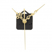 Kicode Clock Movement Mechanism Quartz With Gold Hands
