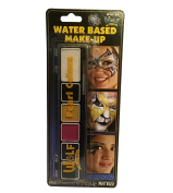 Water Based Face Paint, 6 Pearl Colours