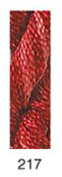 CARON- WATERLILLIES-217-chilli--1 -6 yd skein with this listing