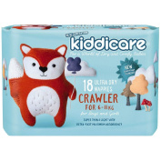 Kiddicare New Generation Nappy Crawler 18s