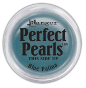 Ranger Perfect Pearls Pigment Powder 5ml - Blue Patina