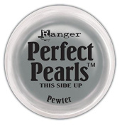 Ranger Perfect Pearls Pigment Powder 5ml - Pewter