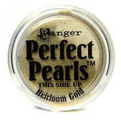 Ranger Perfect Pearls Pigment Powder 5ml - Heirloom Gold