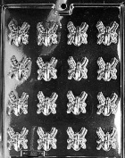 Grandmama's Goodies H061 B/S Spiders Chocolate Candy Soap Mould with Exclusive Moulding Instructions