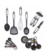 Wolfgang Cutlery 14-Piece Professional Tool and Gadget Set In Gift Box- Great Gift Idea