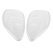 Silicone Gel Front Pad Cushion Half Insoles Soft Pad for Women