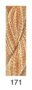 CARON- WATERLILLIES-171-CARAMEL-1 -6 yd skein with this listing
