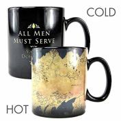 Game of Thrones Heat Change Mug - Map