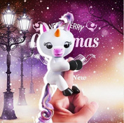 Fingerlings Gigi the Unicorn Electronic Interactive Robot Toy Kids Gift