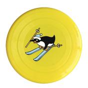 Sanding Flying Disc Frisbee Gugize Penguin Skiing