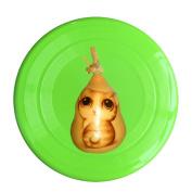 Sanding Flying Disc Frisbee Gugize Kitten On The Gourd