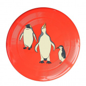 Sanding Flying Disc Frisbee Gugize A Family Of Penguins
