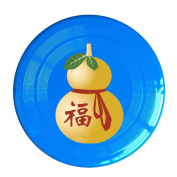 Sanding Flying Disc Frisbee Gugize Chinese Style Lucky Gourd