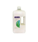 Softsoap Moisturising Hand Soap w/Aloe, Liquid, 3.8lRefill Bottle