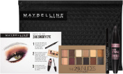 Maybelline New York Ny Minute Mascara Smoky Eye Makeup Gift Set, 24k Smoky Eye