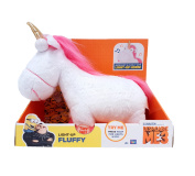 Thinkway Toys Despicable Me 3 - Light-Up Unicorn Fluffy Plush