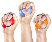 CanDo Handmaster Plus Hand Exerciser, 3 Count by CanDo