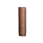 High-end Scroll Holder Seal Damp-proof Collection Drawing Tube Paper Tube 30cm, Coffee