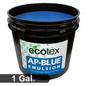 Ecotex AP-BLUE - All Purpose Ready to Use Screen Printing Emulsion