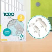 TODO Metal Paper Card Craft Cutting Die Template Set - Toucan Bird