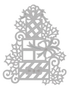 Sweet Dixie SDD236 Festive Craft Die - Stack of Parcels