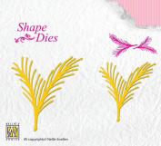 Nellie's Choice Shape Dies - Conifer Branches - SD140