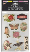 ``Lovely - Patient`` 3D Stickers by Jot (9 total) by_4195joy