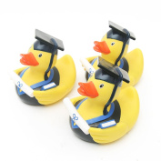 Bachelor Graduation Souvenir Gifts Duck Series Floating Toys Pack of 3