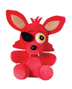 30cm Five Nights At Freddy's Plush Pirate Foxy Fox Character Soft Plush Toy