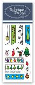 Planner - Christmas Doodles Stamp Set