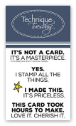 It's A Masterpiece Stamp Set