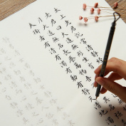 Manuscript Buddhist Scripture Combo Tracing Sheet Copybook 40 Sheets