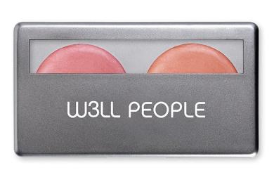 W3LL PEOPLE - Natural Nudist Multi-Use Duo (Blush, Eyeshadow + Lip Stain)