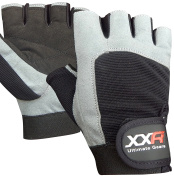 XXR LITE Weight Lifting Gloves Strengthen Training Gloves Fitness Gym Exercise Workout Body Building Padded Palm Comfortable Gym Gloves XS-3XL