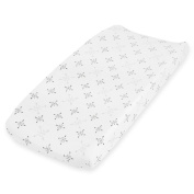 aden + anais changing pad cover, lovestruck - love