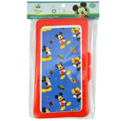 Disney Baby Mickey Mouse Travel Hard Wipes Container