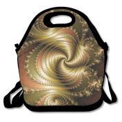 Tydo Lunch Bags Abstract Art Storage Bags Picnic Bags Fast Food Packaging For Men Women Girls Boys