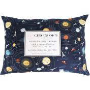 Circus of 3 Toddler Pillowcase, 13x18