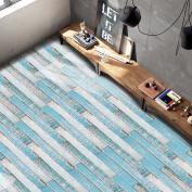 A roll Waterproof Self Adhesive Tile Art Sticker For Wall,Floor,Bathroom,Kitchen,Drawers,Doors DIY Decor Vinyl,Tuscom