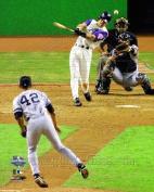 Luis Gonzalez Arizona Diamondbacks Game 7 2001 World Series Game Winning Hit Photo 8x10