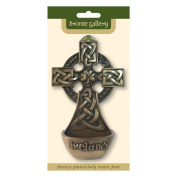 Bronze Plated Holy Water Font