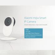 JPOQW(TM) MI camera WiFi HD 1080P Night Version Wireless Network Remote Mnitor Camera -White
