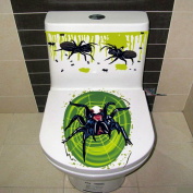 Hongxin Halloween Toilet Seat Grabber Cover Scary Zombie Fancy Dress Horror Party Decoration