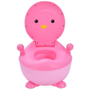 Home Penguin Portable Baby Seat Trainer Potty Toilet