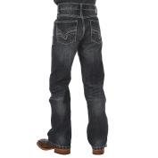 Wrangler Apparel Boys 42 Vintage Boot Jeans