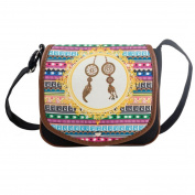 Aurorax Women's Canvas Simple Vintage Handbag Shoulder Messenger Bag Satchel Bags