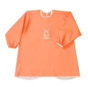 BABYBJORN Long Sleeve Bib, Orange