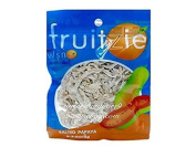 Fruitzie Thai Papaya Dried Fruit Sweet and Salted Snack 50g.