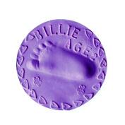 Allywit Baby Air Drying Soft Clay Handprint Footprint Imprint Casting Fingerprint 50g